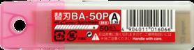 NT Cutter 9 mm afbreekmes BA-50P 50/disp.